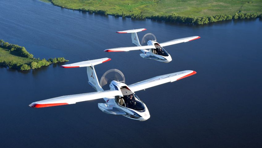 ICON Aircraft Delays Full Production